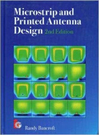 Image of Microstrip and printed antenna design 2nd edition