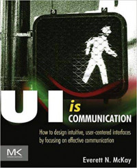 Image of UI is communication